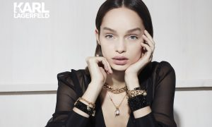 Karl Lagerfeld x Swarovski Jewelry Collection to Debut in Fall
