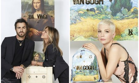 Louis Vuitton x Jeff Koons Masters Collection in a Series of Photographs by Patrick Demarchelier