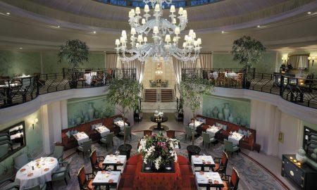 """L'Heure du Goûter"" Tea Time Experience at Shangri-La Hotel, Paris"