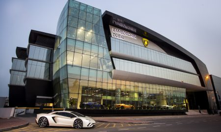 Lamborghini Dubai Is Automobili Lamborghini's Largest Showroom in the World