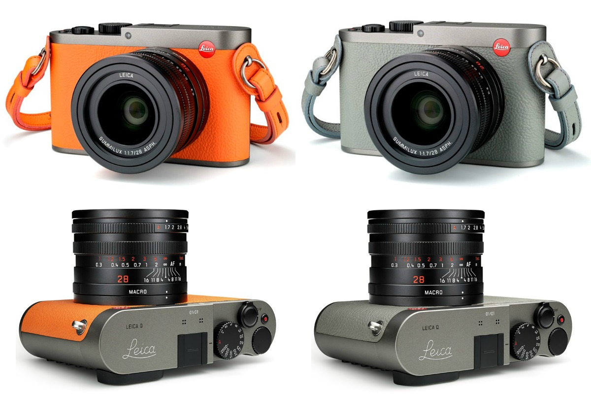 """Leica Q """"GINZA SIX"""" Limited Edition Cameras"""
