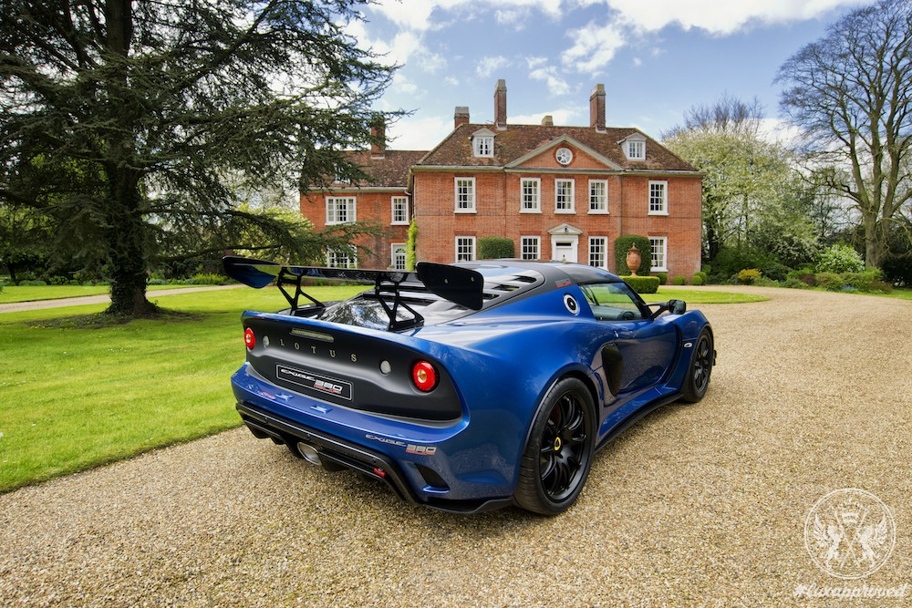 The Outrageously Fast Lotus Exige Cup 380 Coupe Is Revealed