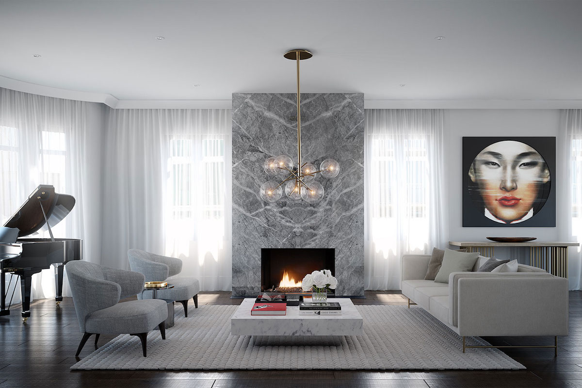 Villa-Style Residences with Refined Hotel Service Debut at Mandarin Oriental, Atlanta