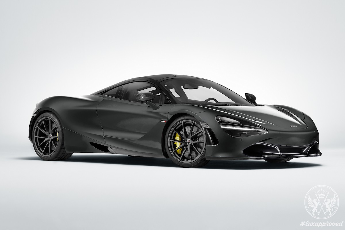 The Great White Shark-Inspired McLaren 720S to Be Premiered at Auto Shanghai 2017