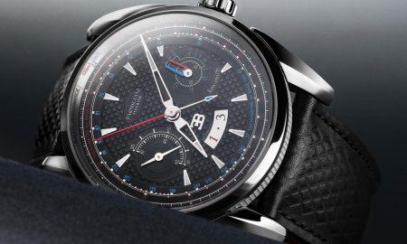 Parmigiani Fleurier Certes The Bugatti Aérolithe Performance Timepiece