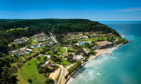 New Luxury Resort Sani Dunes Is Coming to Halkidiki, Greece