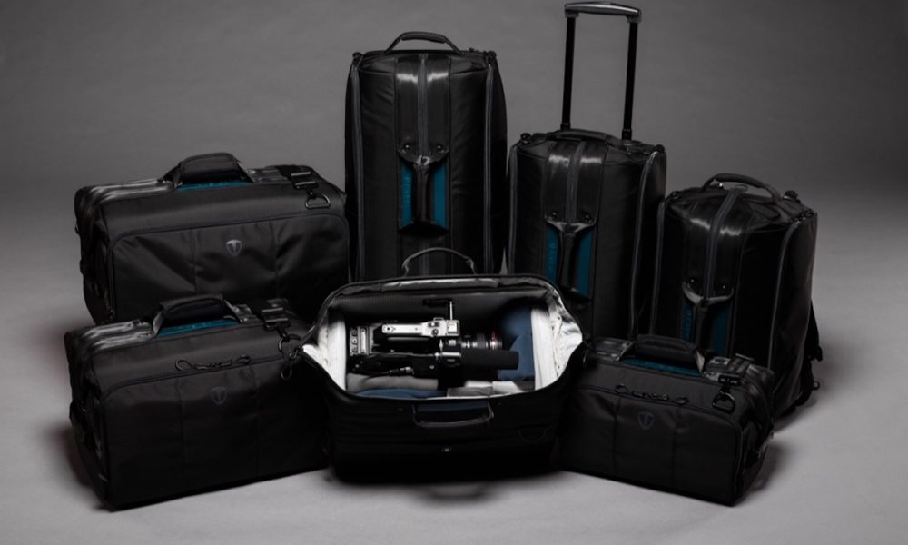 Tenba Unveiled Cineluxe Collection of Camera Bags