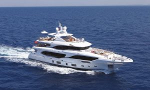 Benetti Mediterraneo 116' M/Y OLI Boasts the Comfort of a Cruise Ship