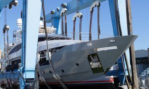 Benetti Yachts Launches the 38 meter M/Y Lejos 3