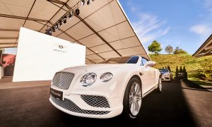 Bentley Kyiv, the Exclusive Bentley Retailer in Ukraine, Opens