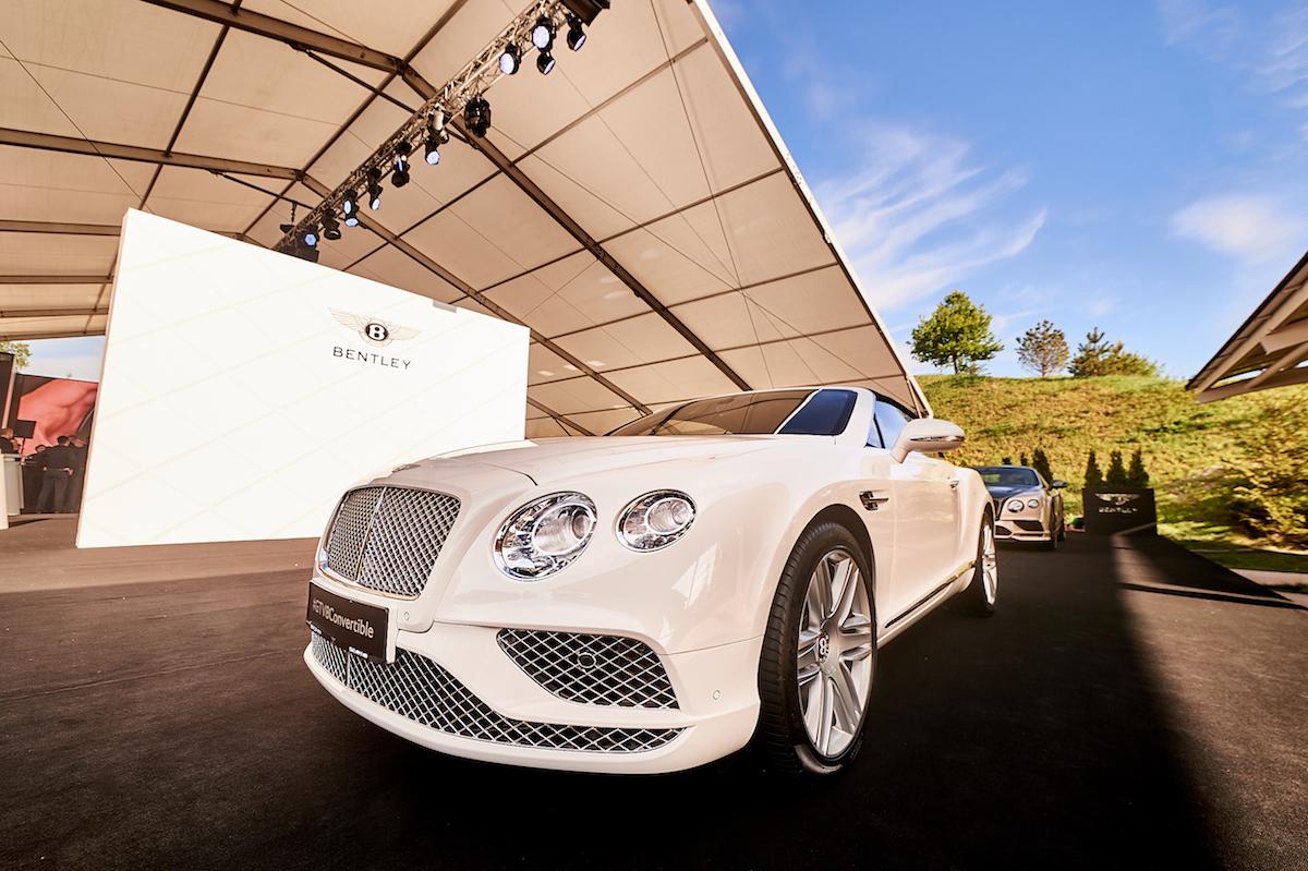 Bentley Kyiv, the Exclusive Bentley Retailer in Ukraine, Opens
