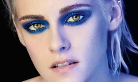 Kristen Stewart Fronts Chanel Ombre Première Mono Eyeshadow Collection Campaign