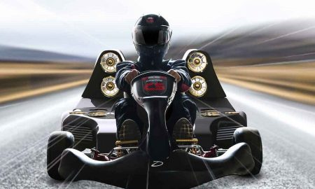 The $60,000 Daymak-C5-Blast Is the Fastest Go-Kart in the World