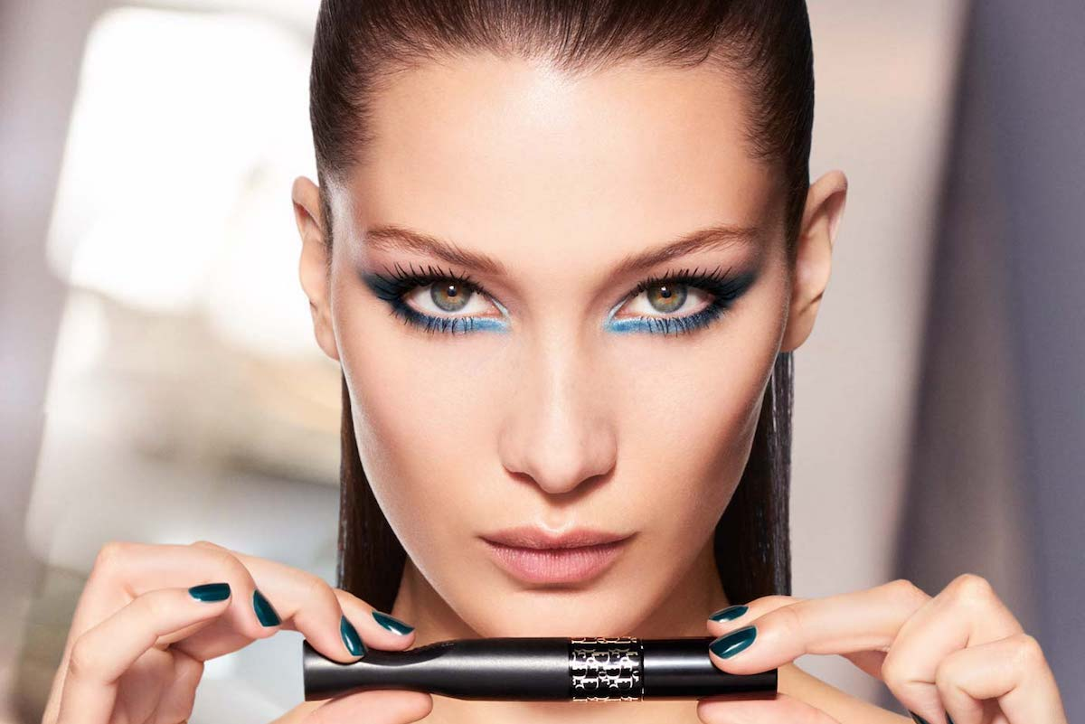 Peter Philips Redefines the Gaze with Diorshow Pump'n'Volume Mascara & 5 Couleurs Palette