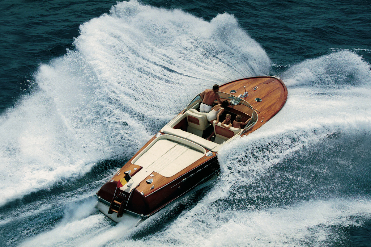 Ferretti Group to Honor Carlo Riva at the Versilia Yachting Rendez-Vous