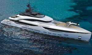ISA GT67 Yacht Exudes Sportiveness and Dynamism