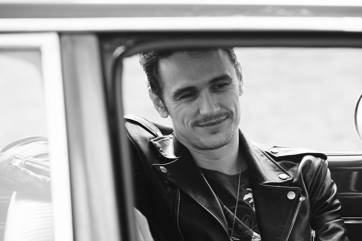 Coach Names James Franco As The Face Of New Men's Fragrance