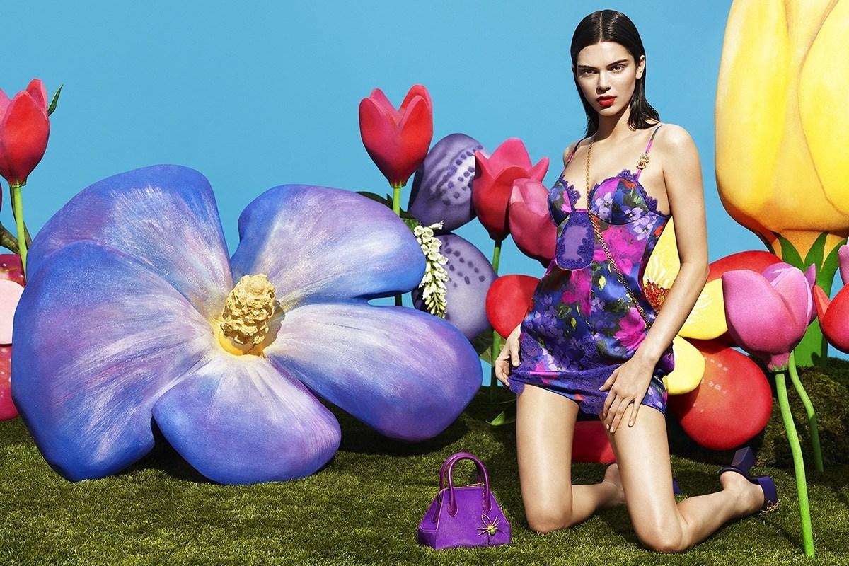 Kendall Jenner Fronts La Perla Pre-Fall 2017 Ad Campaign