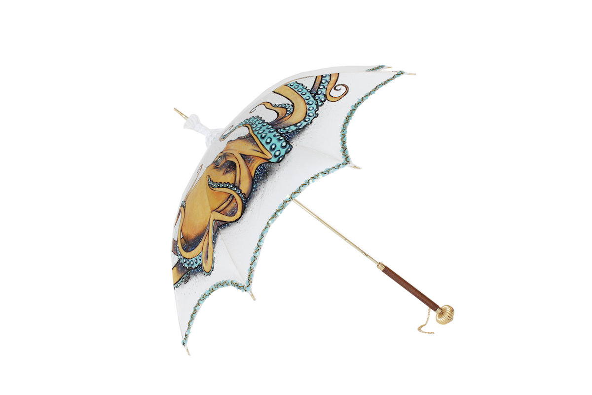 The $850 Kraken Umbrella by Le Parasol Is What You Need This Summer
