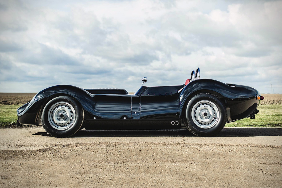 The Reincarnation of the Lister Knobbly Sports Racer