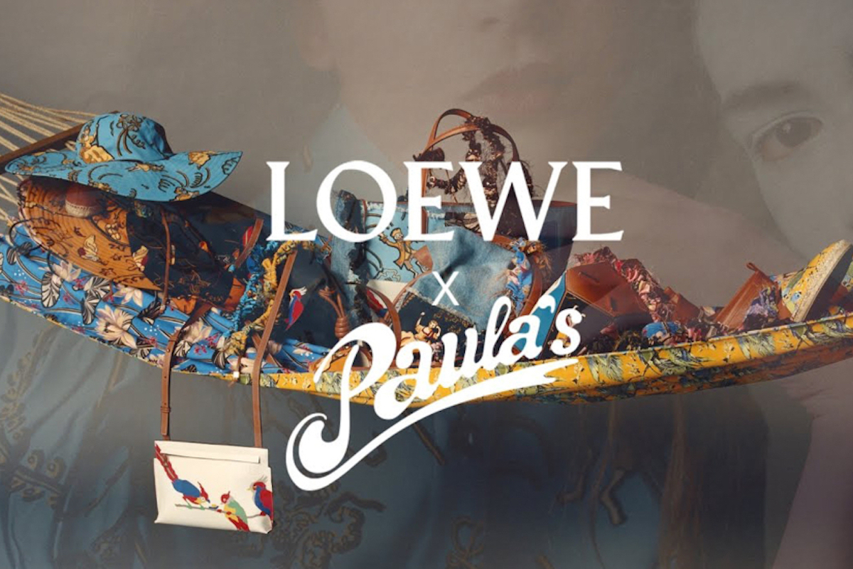 Loewe Creates Exclusive Capsule Collection with Paula's Ibiza