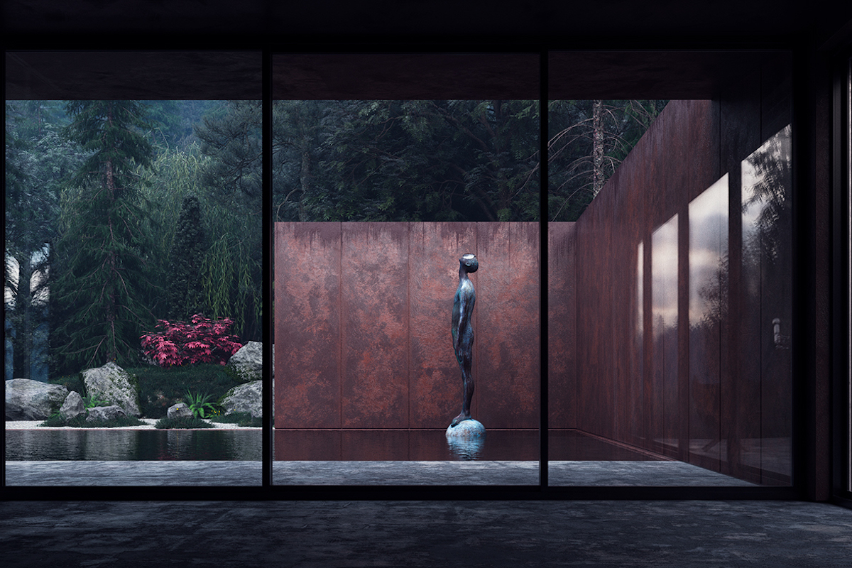 Rose House by Sergey Makhno Architects