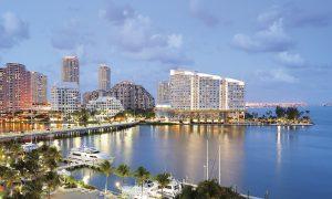 Mandarin Oriental, Miami Launches the Al Fresco Venue Brickell Beach