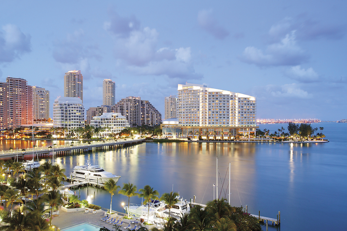 Mandarin Oriental, Miami Launches the Al Fresco Venue Brickell Beach