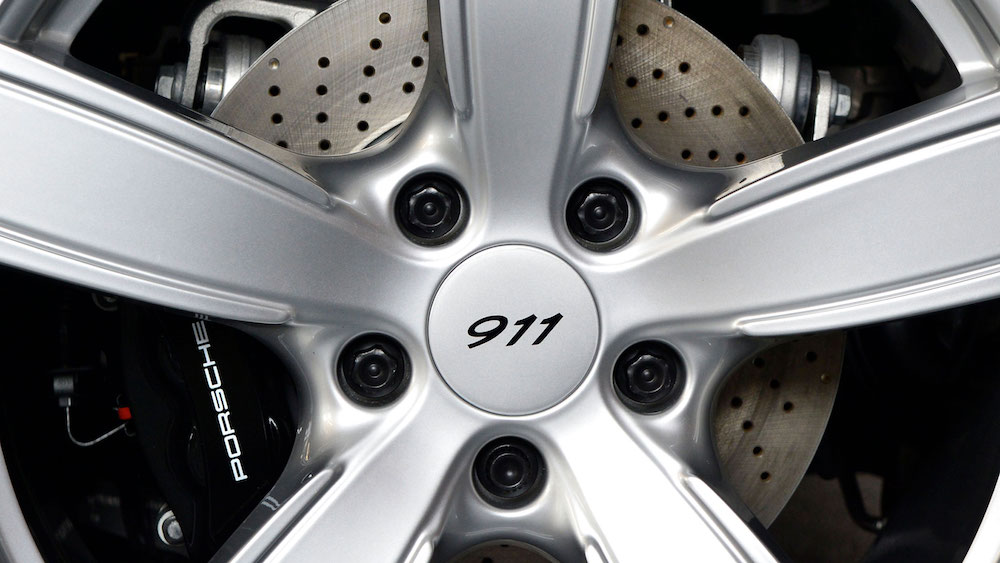 One-millionth Porsche 911 Is Not for Sale