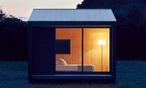 MUJI Unveiled Radically New MUJI Hut Concept