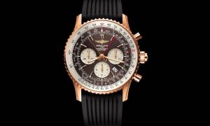 Breitling Navitimer Rattrapante, the Ultimate Mechanical Chronograph