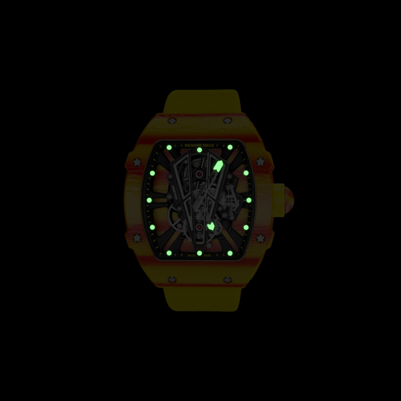 Richard Mille RM27-03 Rafael Nadal Tourbillon Shock Resistance Watch Is Off the Chain