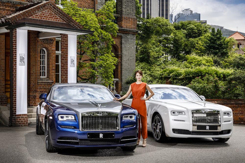 Rolls-Royce Ghost Seoul Edition & Rolls-Royce Wraith Busan Edition Are Unveiled