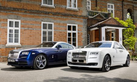Rolls-Royce Ghost Seoul Edition & Rolls-Royce Wraith Busan Edition Are Unveiled