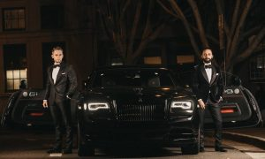 The Bespoke Corner Unveils an Exclusive Rolls-Royce Tuxedo Collection