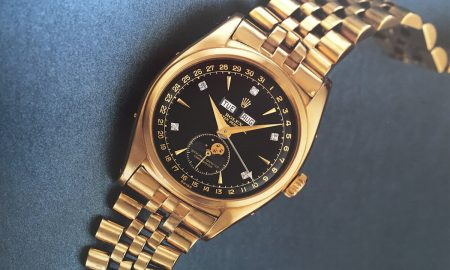 "Rolex Reference 6062, ""Bao Dai"" Is the Most Expensive Rolex to Have Ever Been Sold at an Auction"