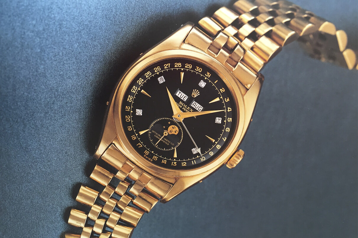"""Rolex Reference 6062, """"Bao Dai"""" Is the Most Expensive Rolex to Have Ever Been Sold at an Auction"""