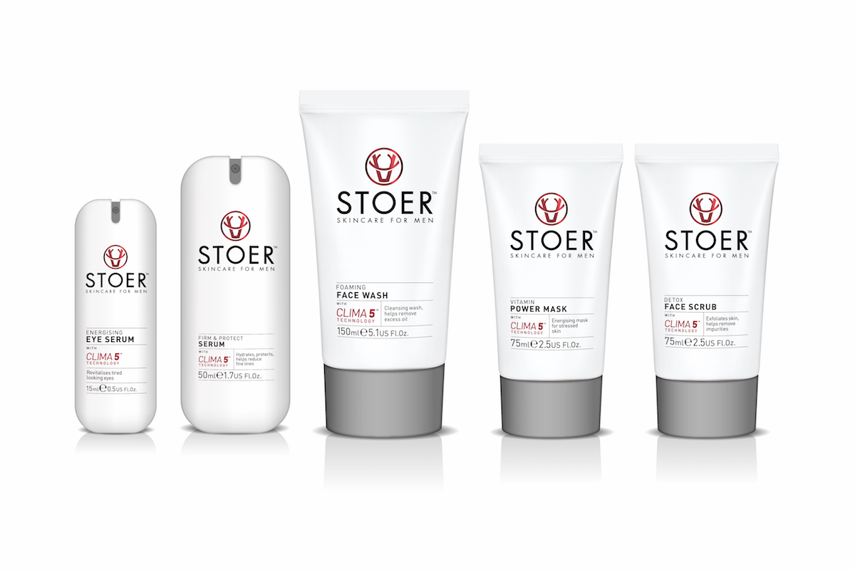 STOER Skincare Is the Most Technologically Advanced Defense Shield for Men's Skin