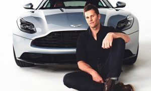 "Aston Martin & Tom Brady Introduce ""Category of One: Why Beautiful Matters"""