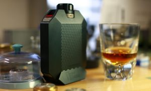 The Macallan x URWERK Flask