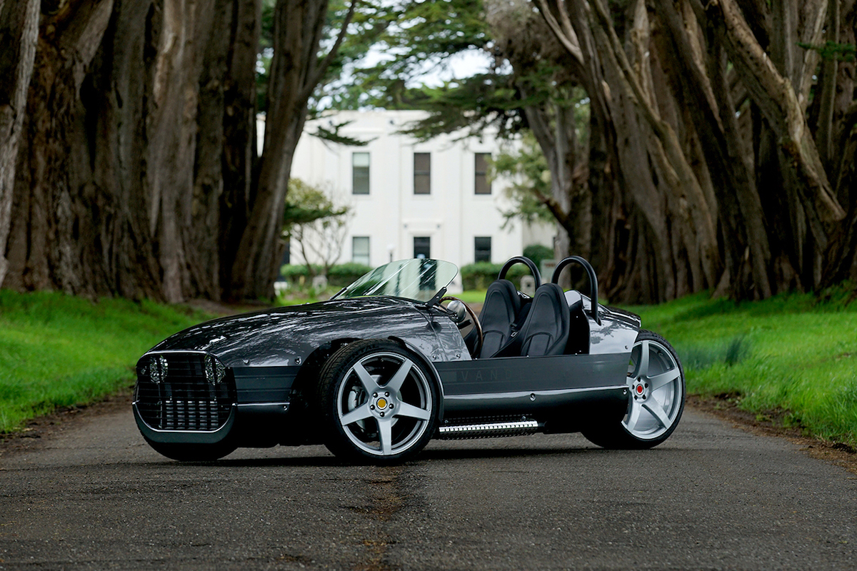 Art-On Wheels: Vanderhall Venice