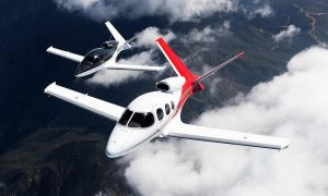 Cirrus Aircraft Delivers First Vision Jet to Europe