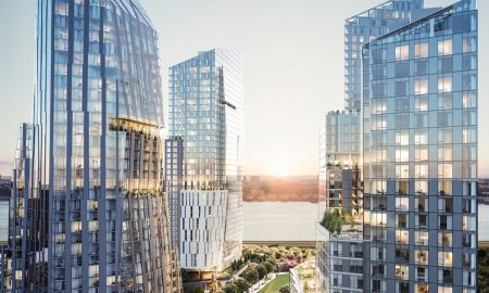 Waterline Square, a Three-Building Luxury Residential Project, Is On the Way in NYC