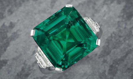 The Rockefeller Emerald to Highlight Christie's Magnificent Jewels Sale in June