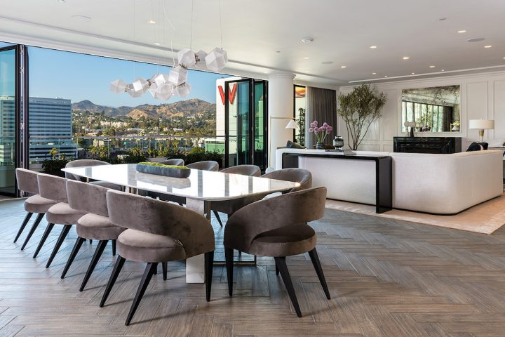 Five Most Design-Focused Residences at Above the Penthouses Go on Sale