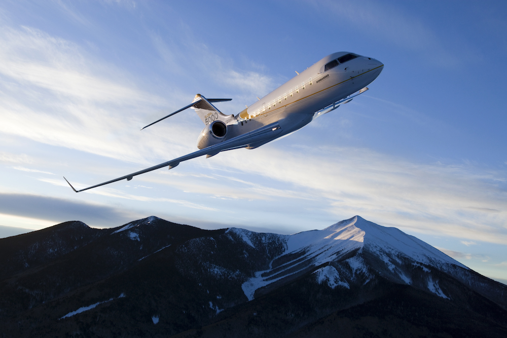Bombardier Unveiled All-New Premier Cabin on Global 5000 and Global 6000 Aircraft