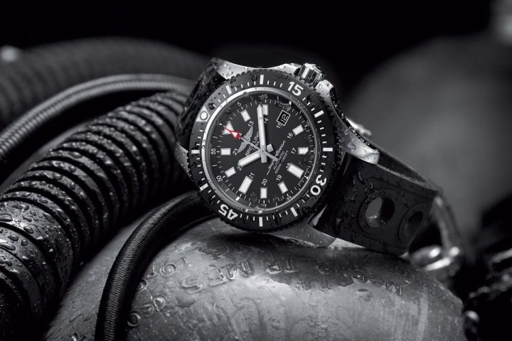 Breitling Superocean 44 Special Is a Professional Diving Watch