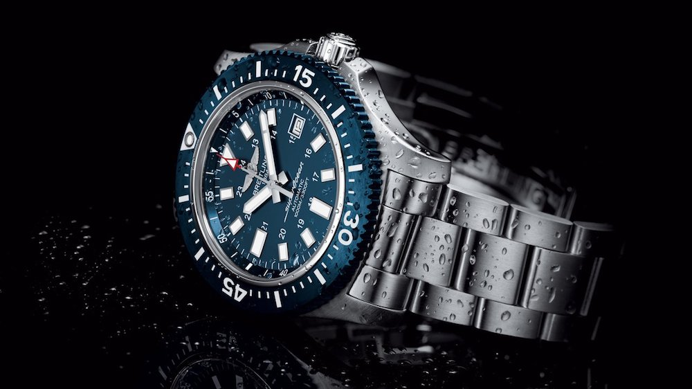 Breitling Superocean44 Special Is a Professional Diving Watch