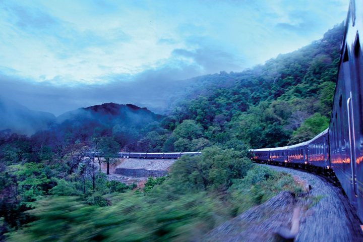 Deccan Odyssey Is Named Asia's Leading Luxury Train for the 7th Time