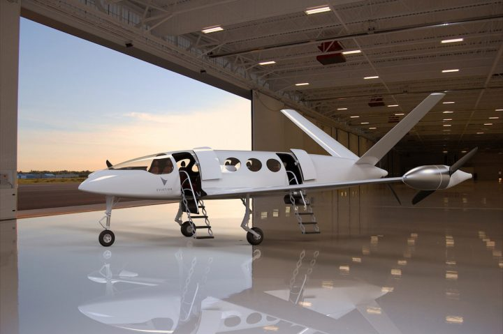 Eviation Aircraft Unveiled All-Electric Prototype Aircraft